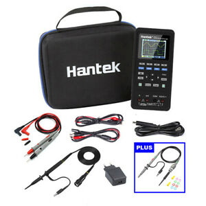 2in1 Hantek Digital Oscilloscope Multimeter 40mhz 70mhz 250msa s 2c42 2c72