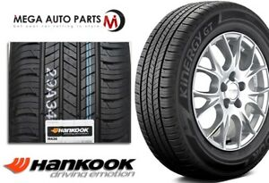1 X New Hankook H436 Kinergy Gt 215 45r17 91v Xl Tires