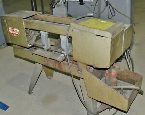 Kalamazoo 7 X 10 Wet Cutting Horizontal Cut Off Band Saw Model 7aw