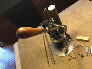Star Machine Works Reloading Press 38 Special Plus parts