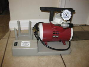 Contemporary Products Aspirator Vacuum Pump Model 6260 Tested Works Great