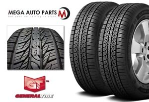 2 X New General Altimax Rt43 215 65r17 99t Tires