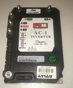 Ac 1 Inverter Fz2007 atlet 24 2 Can Open Zapi Or 610279 Atlet Ab Controller 46