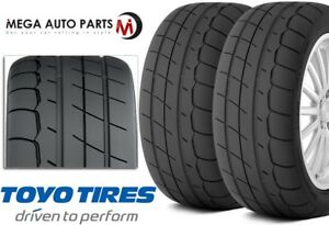 2 New Toyo Proxes Tq P275 40r17 Tires