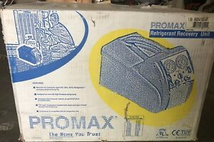 Promax Refrigerant Recovery Rg5410a New In Box