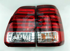 Fit For Lexus Lx470 1998 02 A Set Left Lamp Right Side Led Tail Light Rear Lamp