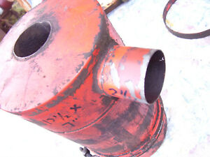 Vintage Ji Case 630 Row Crop Tractor air Cleaner Assembly