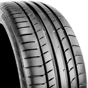 Continental Contisportcontact 5 Mo 225 40r18 92y Xl Used Tire 8 9 32 105923
