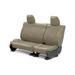 For Ford Escape 01 04 Caltrend Leather 2nd Row Beige Custom Seat Covers