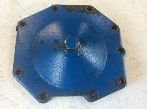 1993 1998 Ford New Holland 1210 1215 1220 Compact Tractor Transmission Drain