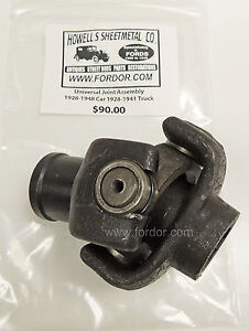1928 1929 1930 1931 Model A Ford Universal Joint Coupe Sedan Pickup Roadster New