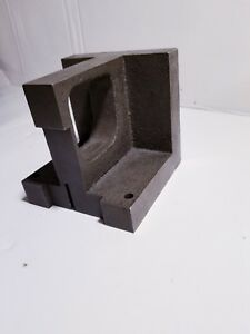 4 Precision Ground 90 Degree Angle Plate Machinist Block