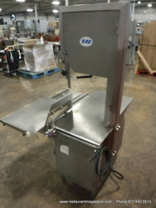 Biro 3334 Food Processing Butcher Meat Band Saw