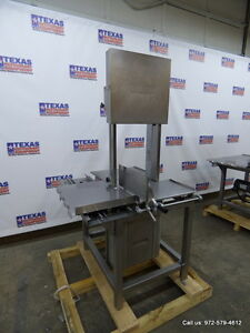 Hobart Butcher Meat Saw Model 6801