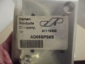 Daman Ad05sps8s Distrabution Blocks In Seales Bags 0 Available
