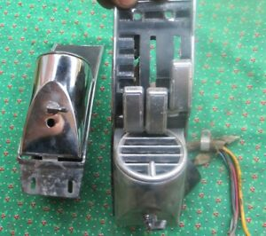 Ford 1968 Mustang Air Conditioning Controls Left And Right Side Used Has Break