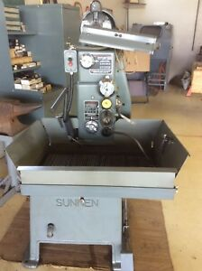 Sunnen Honing Machine Mbb 1600