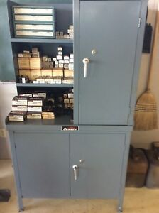 Sunnen Ln 650 Tooling Cabinet With Mandrels