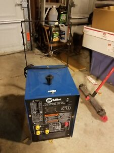 Miller Thunderbolt Kf827388 Ac dc Stick Welder Arc Welding Power Source Used