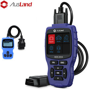 Mds9004 Diagnostic Scanner Obd2 Tool Abs Srs Code Reader For Vw Toyota Lexus Gm