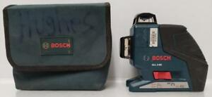 Bosch Gll3 80 360 Degree Three plane Leveling And Alignment line Laser Level
