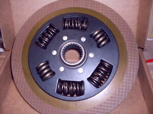 Case ih A190182 Torque Limiter Disc Tractor Clutch With Powershift