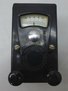 Leeds And Northrup Galvanometer Vintage Collectors Item Tested And Working