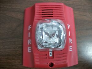 Spectralert Advance Horn Strobe red