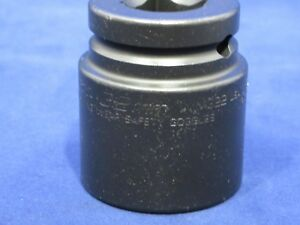 Snap on New Imm322 3 4 Drive 32 Mm Shallow Impact Socket 51 75 List Price