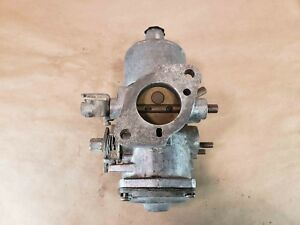Su Carburetor Aud 550f Fits Mg Mgb 1972 74 Oem