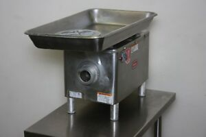 Berkel E 222 Commercial Butcher Market Grocery Meat Beef Mixer Chopper Grinder