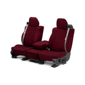 For Mg Mgb 73 80 Seat Cover O E Velour 1st Row Red Classic Trim