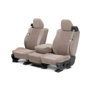 For Mg Mgb 73 80 Seat Cover O E Velour 1st Row Beige Classic Trim