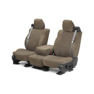 For Mg Mgb 73 80 Caltrend Mg100 06ss Supersuede 1st Row Beige Custom Seat Covers