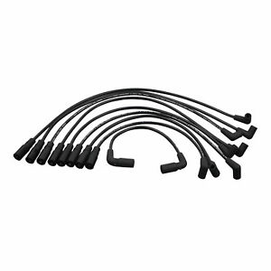 Spark Plug Ignition Wires Set For Cadillac Chevy C2500 Gmc K1500 V8 5 0l 5 7l