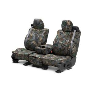 For Toyota Previa 91 93 Caltrend Camouflage 1st Row Hunter Custom Seat Covers