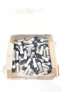 Box Of 43 Neutrik Nc 3 Male Cable Connector 3 Pin