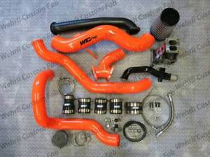 Wehrli Fab S300 Single Turbo Install Kit For 2001 2004 Lb7 6 6l Duramax