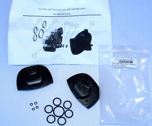 New 2 X Rae Systems 020 3604 002 fru Qrae Ii Gas Plate For Version 181 138374