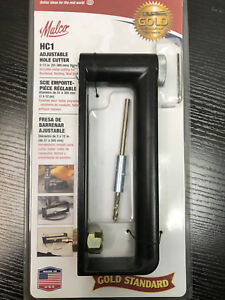 Malco Products Hc1 Sheet Metal Hole Cutter 2 To 12 Lightweight