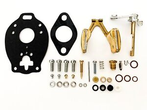 Cockshutt 30 Co op E3 Marvel Schebler Tsx264 Tractor Carburetor Kit W Float
