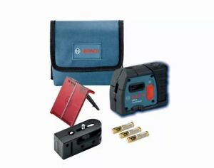 Bosch 5 Point Self leveling Alignment Laser model Gpl5 S new