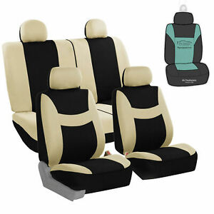 Car Seat Covers For Auto Car Suv Universal Fit 11 Colors W Free Air Freshener