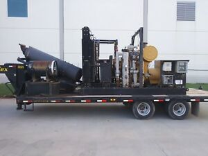 Caterpillar G3408ta Generator Set