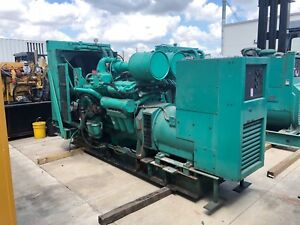 Cummins Vta12800gc Diesel Generator Set