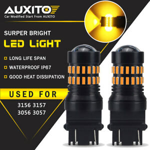 Auxito Turn Signal Light 3157 3157a Led Bulb For Ford F150 F250 F350 Super Duty