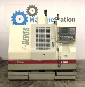 Okuma Esv 3016 Cnc Mill Vertical Machining Center 8000 Rpm Osp u10m Mori