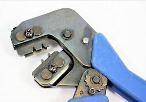 Tyco Electronics Amp H 0325 Crimping Tool hand Crimper