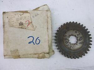 International Harvester Cub Cadet Pinion Gear Part No 350852r1