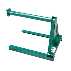 Greenlee 654 Rope Stand For 24 Diameter Reel